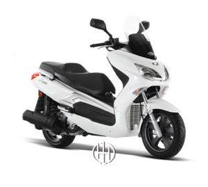 TGB X-Motion 250 EFI (2010 - XXXX) - Motodeks