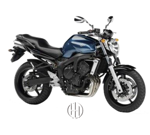 Yamaha FZ 6 (2003 - 2010) - Motodeks