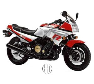 Yamaha FZ 750 (1985 - 1992) - Motodeks
