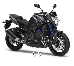 Yamaha FZ 8 (2010 - 2015) - Motodeks