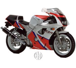 Yamaha FZR 400 RR SP (1989 - 1994) - Motodeks