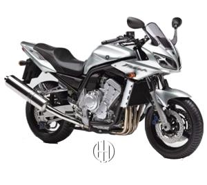 Yamaha FZS 1000 Fazer (2001 - 2004) - Motodeks