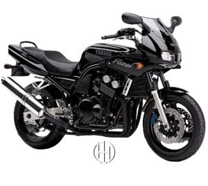 Yamaha FZS 600 Fazer (1998 - 2003) - Motodeks