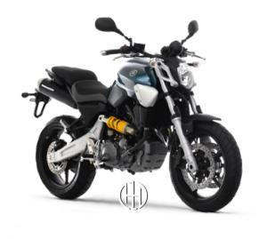 Yamaha MT 03 (660) (2004 - 2015) - Motodeks