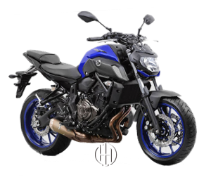 Yamaha MT 07 ABS (2014 - XXXX) - Motodeks