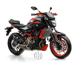 Yamaha MT 07 Moto Cage (2015 - 2017) - Motodeks
