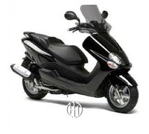 Yamaha Majesty 180 (2006) - Motodeks