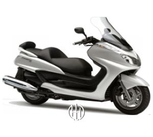 Yamaha Majesty 400 (2004 - 2016) - Motodeks