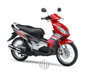 Yamaha Nouvo (2004 - 2005) - Motodeks