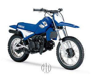 Yamaha PW 80 (2002 - 2012) - Motodeks