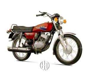 Yamaha RX 135 (2000) - Motodeks
