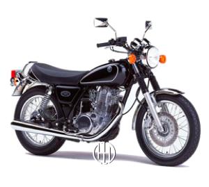 Yamaha SR 125 (1997 - 2001) - Motodeks