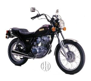 Yamaha SR 250 (1980 - 1983) - Motodeks