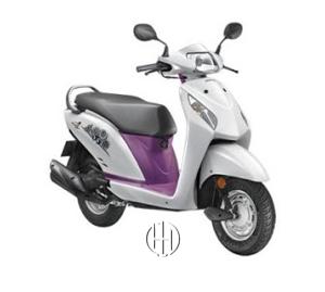 Honda Activa i (2014 - 2018) - Motodeks