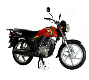 Honda CB 125 ACE (2013 - XXXX) - Motodeks