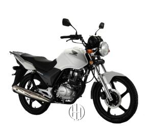 Honda CB 125 E (2013 - XXXX) - Motodeks