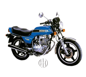 Honda CB 250 N Super Dream (1978 - 1986) - Motodeks