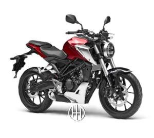 Honda CB 250 R (2018 - XXXX) - Motodeks