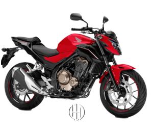 Honda CB 500 F (2016 - XXXX) - Motodeks