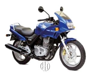 Honda CB 500 S (1998 - 2002) - Motodeks