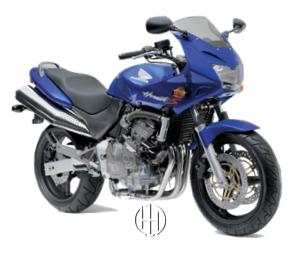 Honda CB 600 F Hornet S (1998 - 2006) - Motodeks