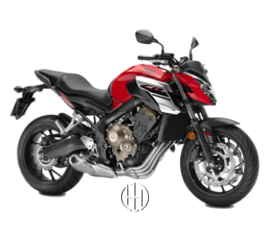 Honda CB 650 F (2017 - XXXX) - Motodeks
