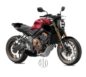 Honda CB 650 R (2019 - XXXX) - Motodeks