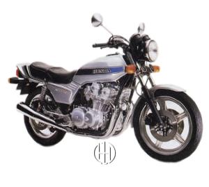 Honda CB 750 F2 Seven Fifty (1992 - 2008) - Motodeks