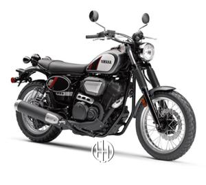 Yamaha SCR 950 (XV 950 SCR - Bolt Scrambler) (2016 - XXXX) - Motodeks