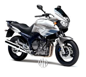 Yamaha TDM 900 (2002 - 2013) - Motodeks