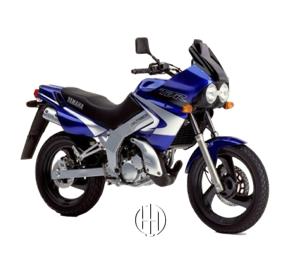 Yamaha TDR 125 (1997 - 2002) - Motodeks