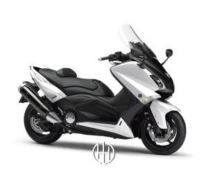 Yamaha TMAX 500 (2012 - 2014) - Motodeks
