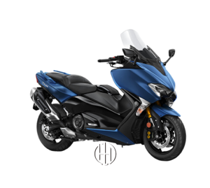 Yamaha TMAX 530 (2017 - 2019) - Motodeks