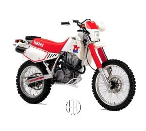 Yamaha TT 350 (1986 - 1996) - Motodeks