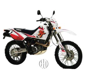 Yamaha TT 600 E (1994 - 1997) - Motodeks