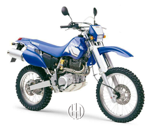 Yamaha TT 600 RE (2003 - 2004) - Motodeks