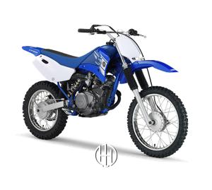 Yamaha TT-R 125 (2002 - 2007) - Motodeks