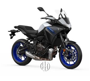 Yamaha Tracer 700 (2020 - XXXX) - Motodeks