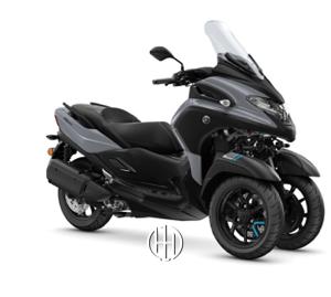 Yamaha Tricity 300 (2020 - XXXX) - Motodeks
