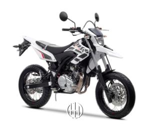 Yamaha WR 125 X (2009 - 2017) - Motodeks