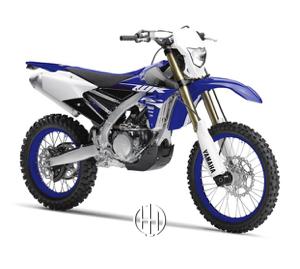 Yamaha WR 250 F (2015 - XXXX) - Motodeks