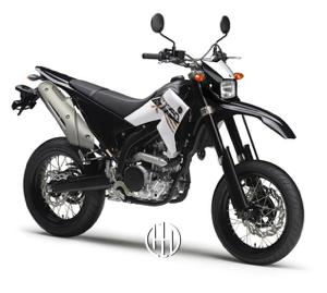 Yamaha WR 250 X (2007 - 2017) - Motodeks