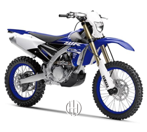 Yamaha WR 450 F (2011 - XXXX) - Motodeks