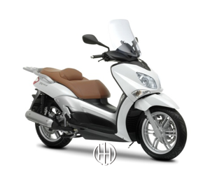 Yamaha X-City 250 (2008 - 2016) - Motodeks