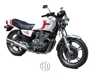 Yamaha XJ 550 (1981 - 1984) - Motodeks