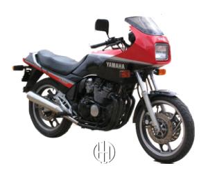 Yamaha XJ 600 (1984 - 1991) - Motodeks