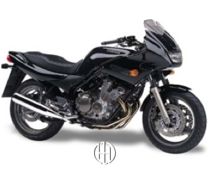 Yamaha XJ 600 S Diversion (1992 - 2002) - Motodeks