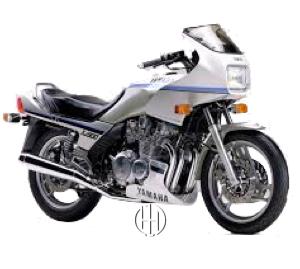 Yamaha XJ 900 F (1985 - 1994) - Motodeks