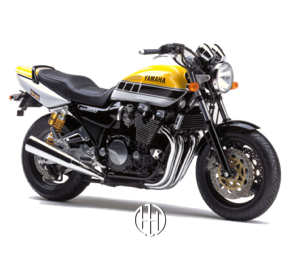 Yamaha XJR 1200 SP (1997 - 1998) - Motodeks