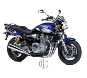 Yamaha XJR 1300 SP (1999 - 2001) - Motodeks